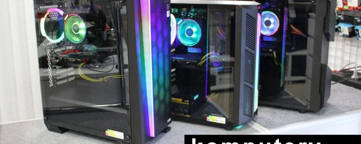 Slide #1 Komputery produkcji Enkom