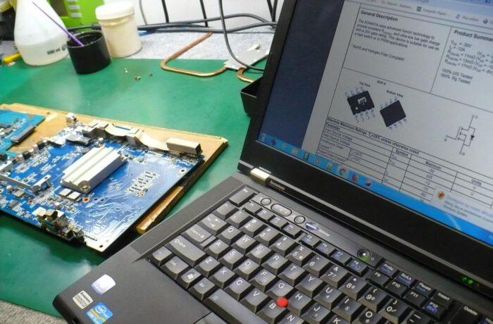 Naprawa elektroniki