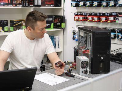 Sklep i serwis komputerowy